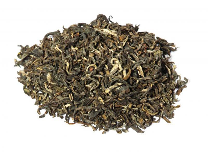 Tè bianco Vietnam Mao Feng BIO