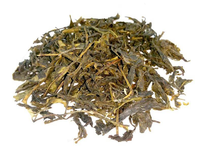 Tè verde del Malawi Zomba